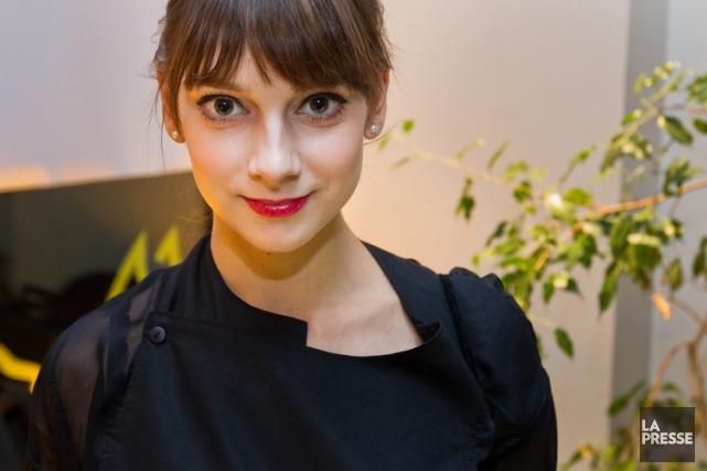 Sophie Desmarais... (Photo: Édouard Plante-Fréchette, archives La Presse)