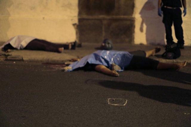 Affichant un des taux d'homicide les plus élevés... (Photo: AFP)