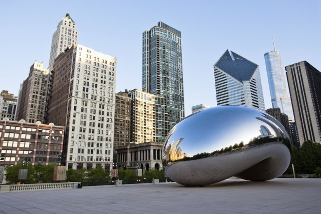 L'ISM Chicago mesure la perception que les entreprises... (PHOTO FOURNIE PAR VISIT CHICAGO)