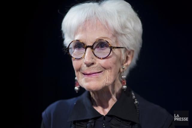Janine Suttoest décédée dans la nuit de mardi,... (Photo André Pichette, archives La Presse)