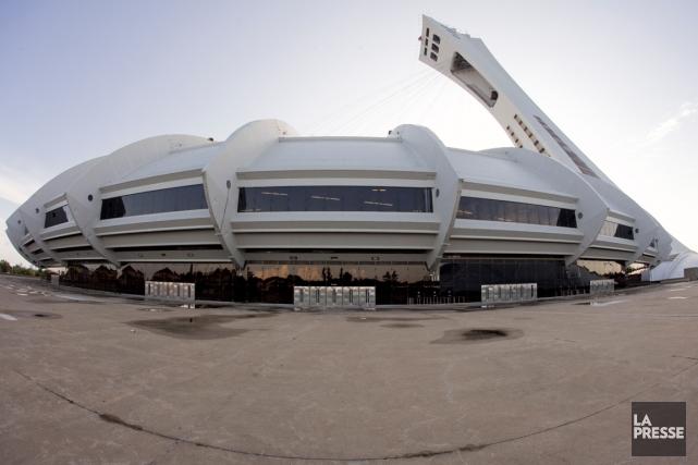 Les compétitions des Championnats du monde de gymnastique... (Photo David Boily, archives La Presse)