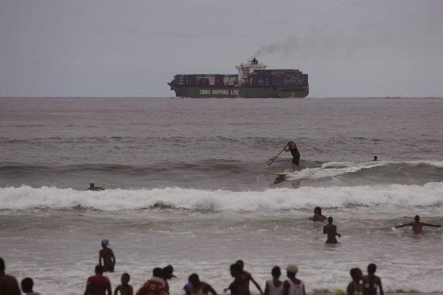 Les accidents de bateau en Afrique se soldent... (Photo Schalk van Zuydam, AP)