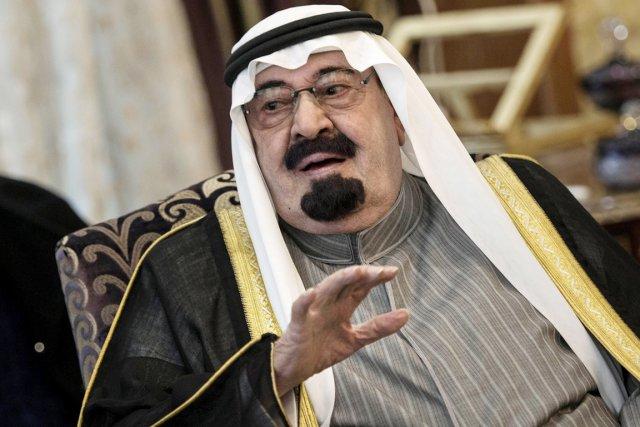 Le roi Abdallah d'Arabie saoudite, aujourd'hui âgé de... (PHOTO BRENDAN SMIALOWSKI, ARCHIVES AP)