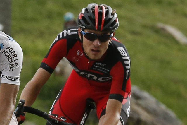 Tejay Van Garderen... (Photo Joel Saget, archives AFP)