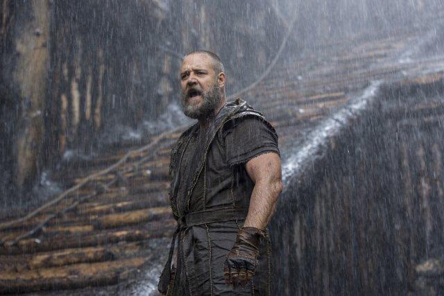 Russell Crowe dans Noah.... (Photo: fournie par Paramount Pictures)