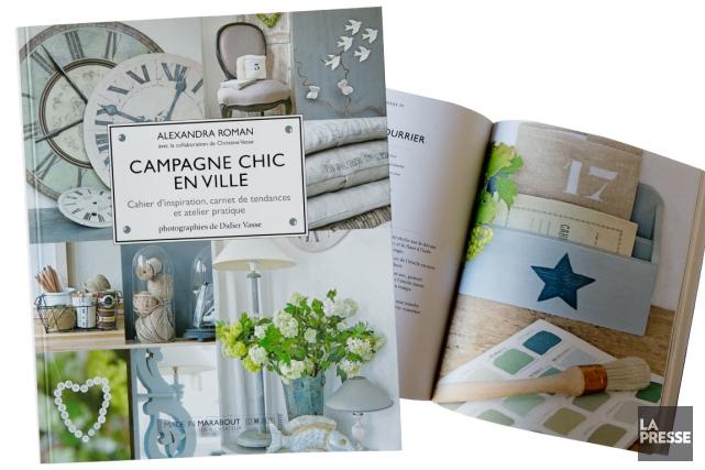 Les lectrices du magazine Marie-Claire Idées vont adorer ce livre: on y propose... (PHOTO MARCO CAMPANOZZI, LA PRESSE)