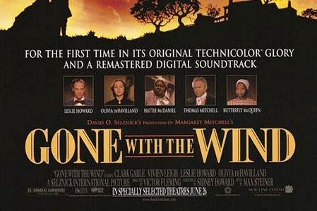 Une affiche du film Autant en emporte le... (Photo Media Films)