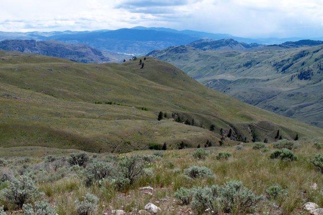 La nouvelle aire de conservation, d'une superficie de... (Photo La Presse canadienne)