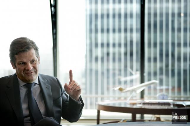 La rémunération attribuée au président et chef de... (Photo Marco Campanozzi, archives La Presse)