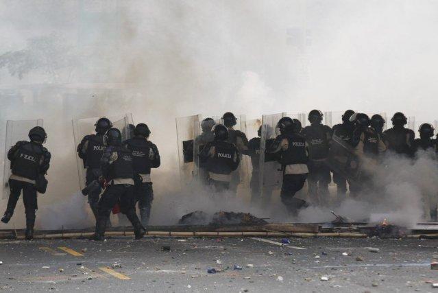Le Venezuela a été largement critiqué pour sa... (Photo CHRISTIAN VERON, AFP)