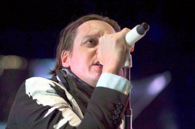 Win Butler, d'Arcade Fire...