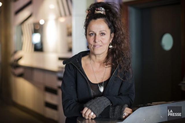 La cinéaste montréalaise d'origine argentine Laura Bari rejette... (Photo: Édouard Plante-Fréchette, La Presse)