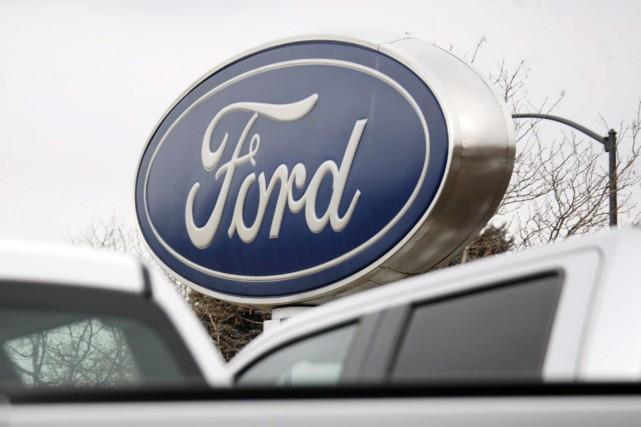 Signe de l'embellie retrouvée, Ford, le deuxième constructeur... (Photo David Zalubowski, AP)