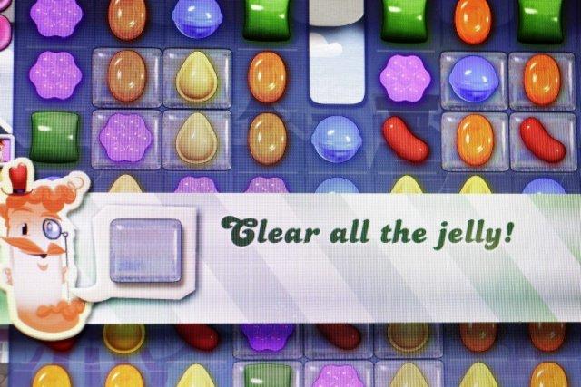 Ils sont plus de 90 millions sur la planète à jouer à Candy Crush, un milliard... (Photo Mark Lennihan, AP)