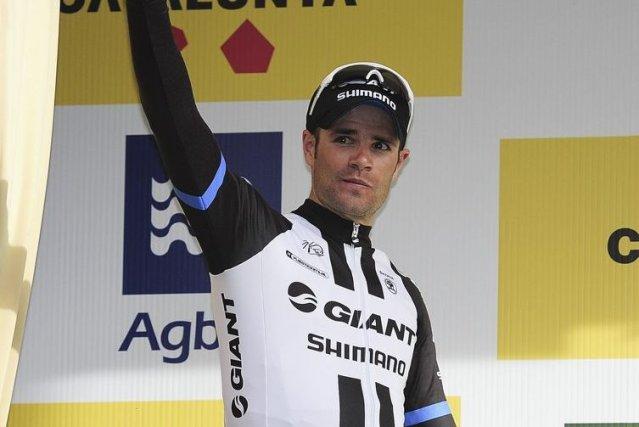 Mezgec a aussi remporté les deux premières étapes... (PHOTO JOSEP LAGO, AFP)