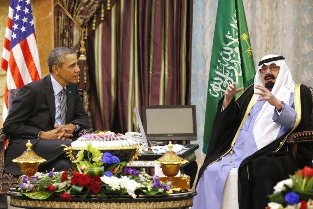 Le président Obama est arrivé dans l'après-midi dans... (PHOTO KEVIN LAMARQUE, REUTERS)