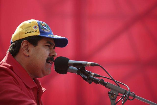 Le président Maduro s'est enfin engagé à cesser... (PHOTO REUTERS/PALAIS MIRAFLORES)