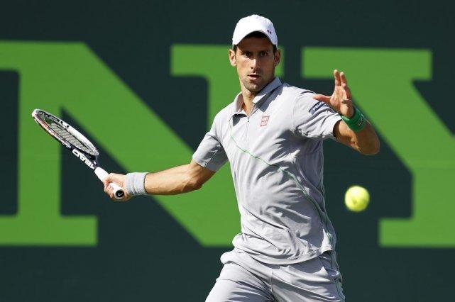 Novak Djokovic affronteraRafael Nadal ou Tomas Berdych en... (PHOTO GEOFF BURKE, USA TODAY)
