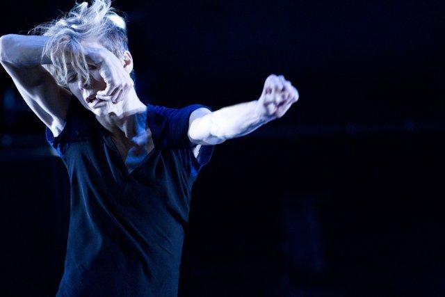 Le spectacle de Louise Lecavalier est tout sauf... (Photo: André Cornellier, fournie par la production)