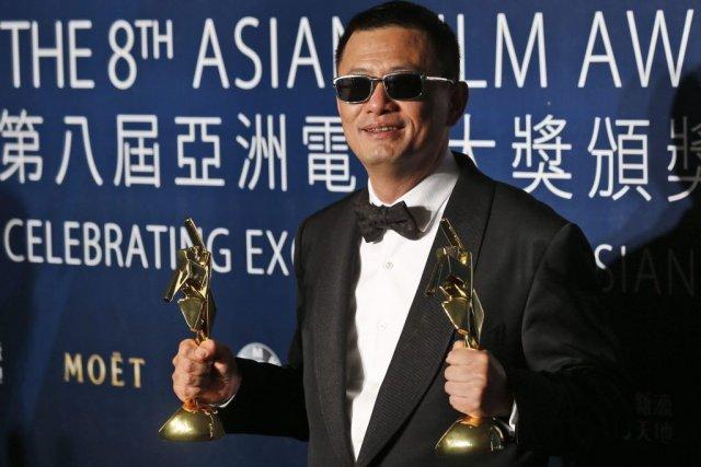 Hong Kong aux Asian Film Awards.... (Photo: AP)