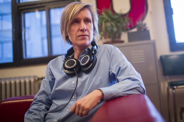 Ce qui plaît à Olga Duhamel-Noyer dans un... (Photo Olivier Pontbriand, archives La Presse)