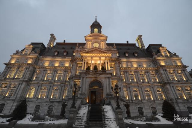 Le maire de Montréal, Denis Coderre, réclame une... (Photo Bernard Brault, archives La Presse)