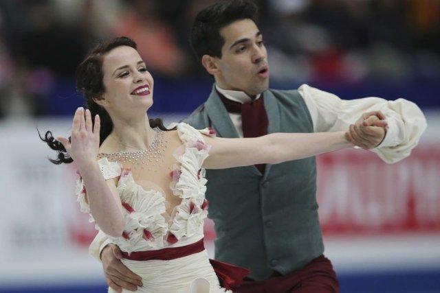 Le duo italien a terminé en quatrième place... (Photo Koji Sasahara, AP)