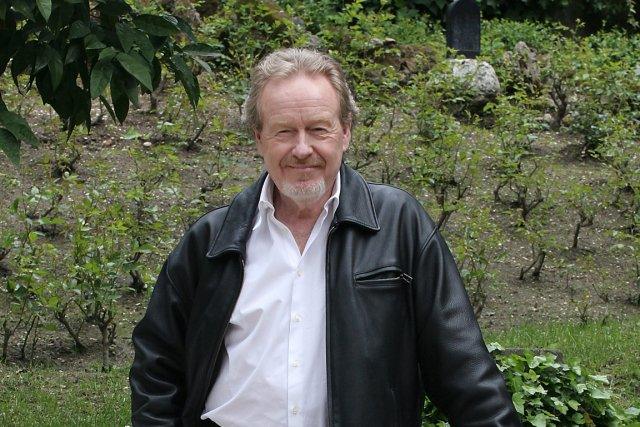 Ridley Scott... (PHOTO AGENCE FRANCE PRESSE)