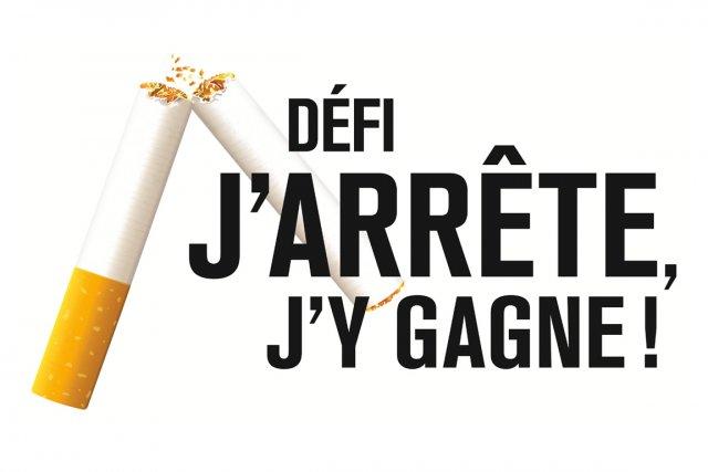 Plus de 19000 fumeurs relèvent actuellement le défi de ne pas toucher à une... (IMAGE TIRÉE D'INTERNET)