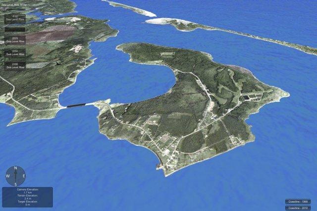 Ces deux vues de l'île Lennox, à l'île-du-Prince-Édouard,... (Images fournies)