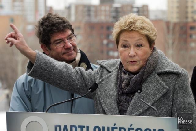 Si elle est reportée au pouvoir, Pauline Maroispromet... (Photo La Presse Canadienne)