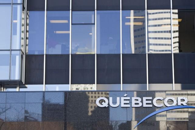 Québecor a conclu une transaction concernant les activités de langue anglaise... (PHOTO ANNE GAUTHIER, COLLABORATION SPÉCIALE)