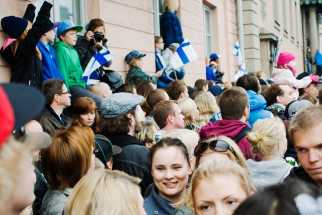 Les enfants finlandais sont parmi ceux qui ont...