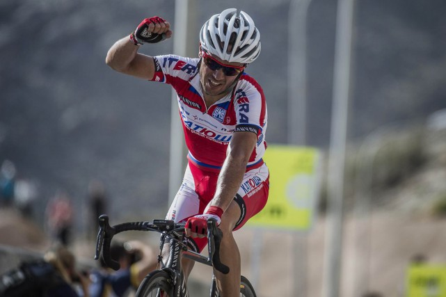 Joaquim Rodriguez... (Photo Jeff Pachoud, archives AFP)