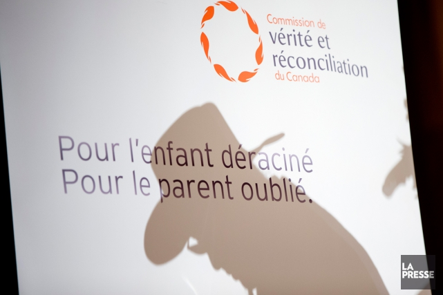 La Commission de vérité et de réconciliation relative aux pensionnats indiens... (PHOTO DAVID BOILY, ARCHIVES LA PRESSE)