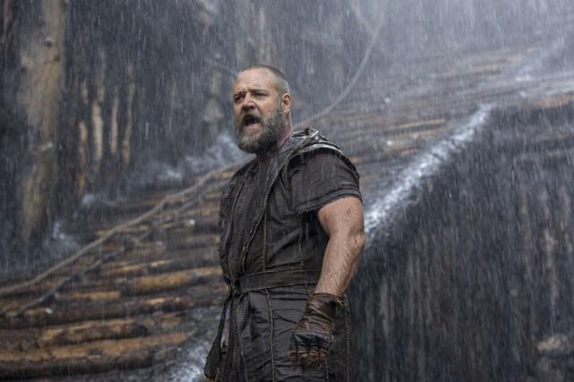 Russell Crowe dans Noah.... (Photo fournie par Paramount Pictures)