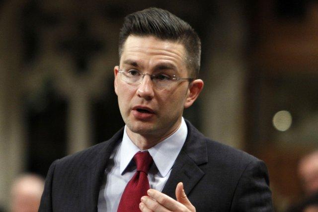 Le ministre fédéral responsable de la réforme démocratique,... (Photo FRED CHARTRAND, PC)