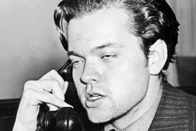 Orson Welles photographié en octobre 1938.... (Photo archives AFP)