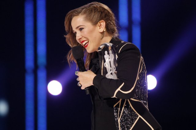 L'album Harmony de Serena Ryder a permis à... (Photo: Reuters)
