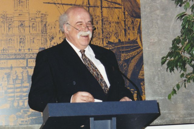 Le psychiatre Claude Marquette était rassembleur et savait... (Photo fournie par la famille)