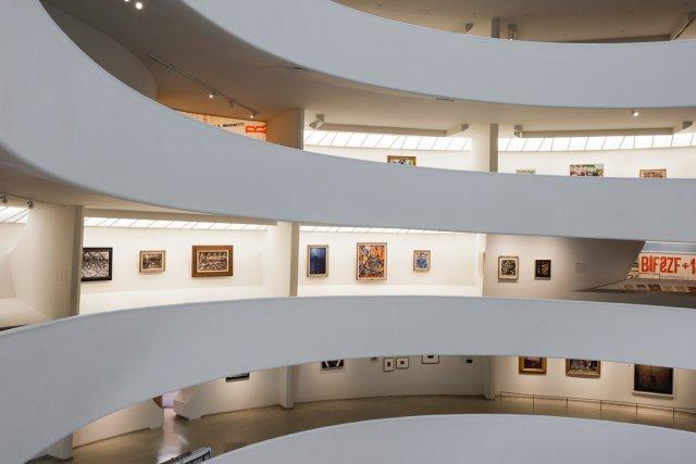 Le musée Guggenheim de New York présente jusqu'en... (Photo Kris McKay© SRGF/Solomon R. Guggenheim Museum)