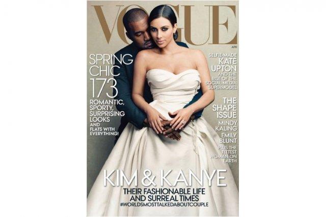 Les couvertures du magazine Vogue sèment rarement la controverse....