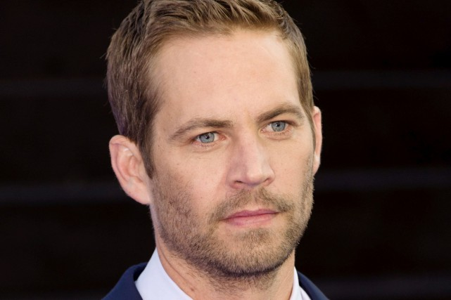 Paul Walker... (Photo: archives AFP)
