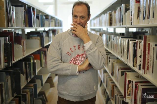 Claude Poissant... (Photo: Martin Chamberland, archives La Presse)