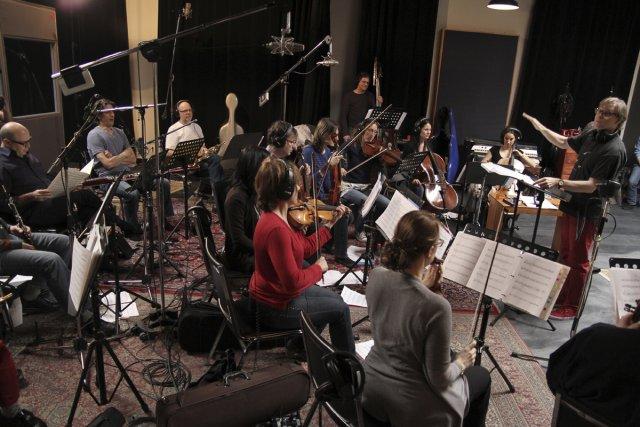 Les musiques de La symphonie rapaillée ont été... (Photo: fournie par la production)