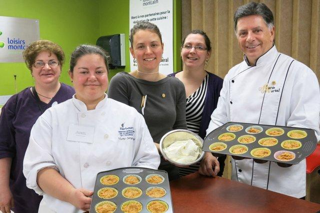 Des cupcakes nourrissants collectivement marie pier for Chef de cuisine collective