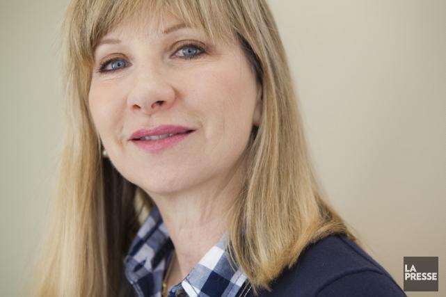 Denise Robert... (Photo: Édouard Plante-Fréchette, La Presse)