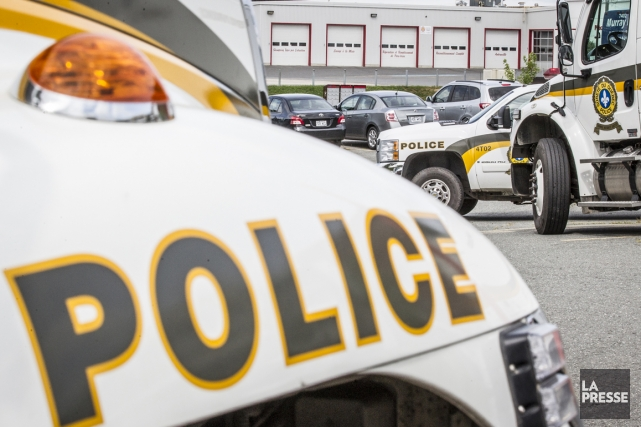 Une personne a péri brûlée dans son automobile qui venait d'être impliquée dans... (Photo archives La Presse)