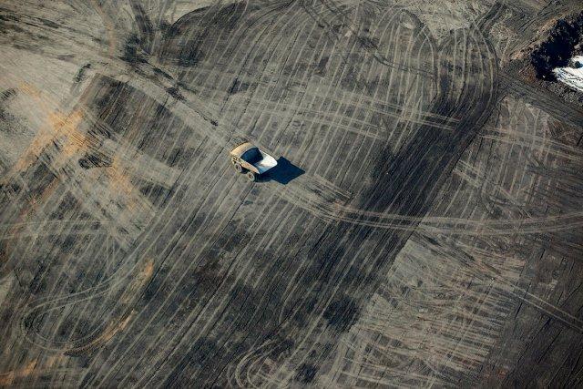 Baytex Energy, une société basée à Calgary, utilise... (PHOTO BRETT GUNDLOCK, ARCHIVES BLOOMBERG)