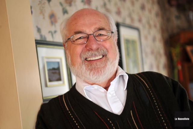 Jean-Pierre Jolivet... (Photo: Stéphane Lessard, Le Nouvelliste)